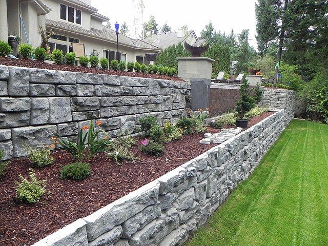 Retaining Walls - Basement Technologies of WNY