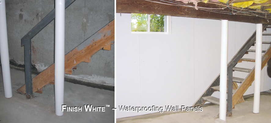 basement waterproofing foundation repair in rochester ny buffalo