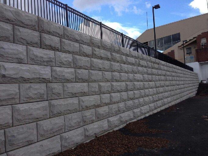 Buffalo NY's Retaining Walls