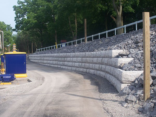 Retaining Walls throughout Rochester NY
