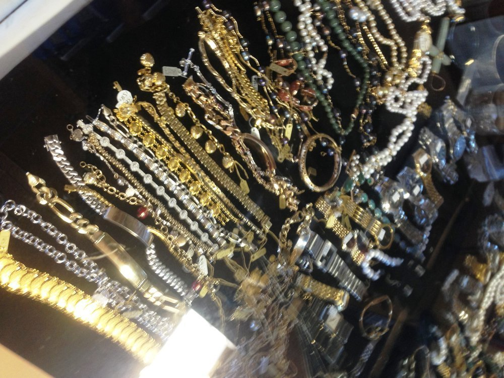 Jewelry sold by our pawn broker in Honolulu, HI