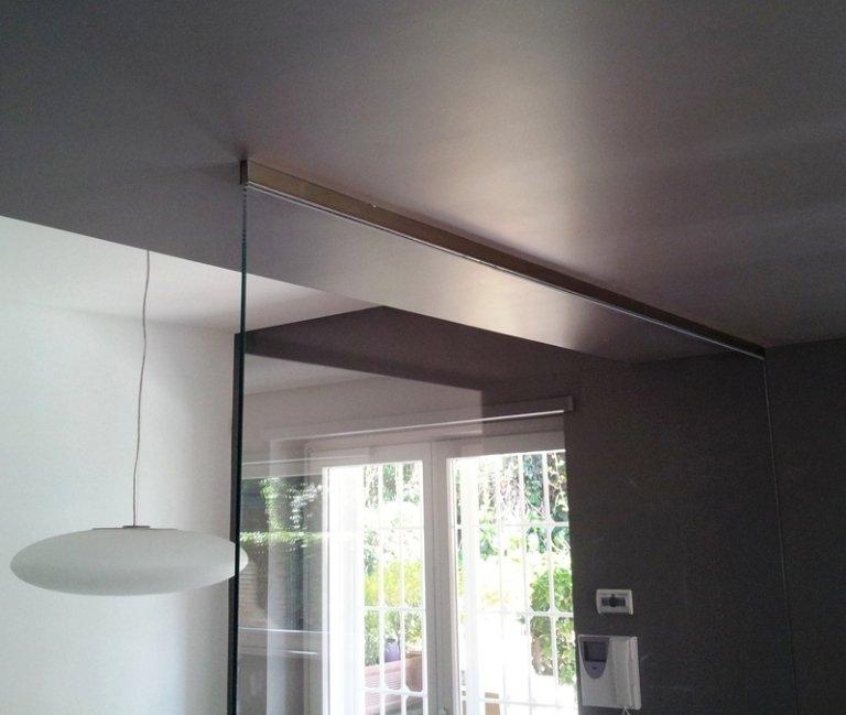 vetri per pareti divisorie