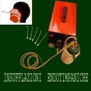 Insufflazioni endotimpaniche