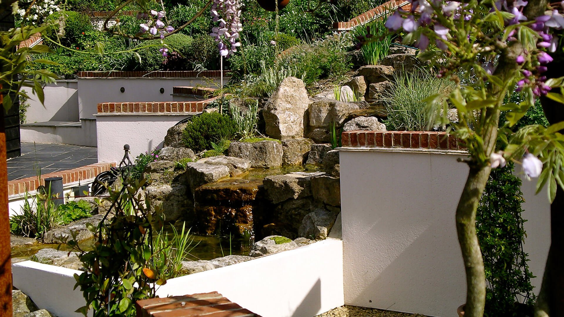 Garden Design & Landscape Services in South East England | Eden ...