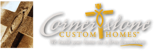 Cornerstone Custom Homes Logo