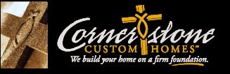 Cornerstone Custom Homes Logo