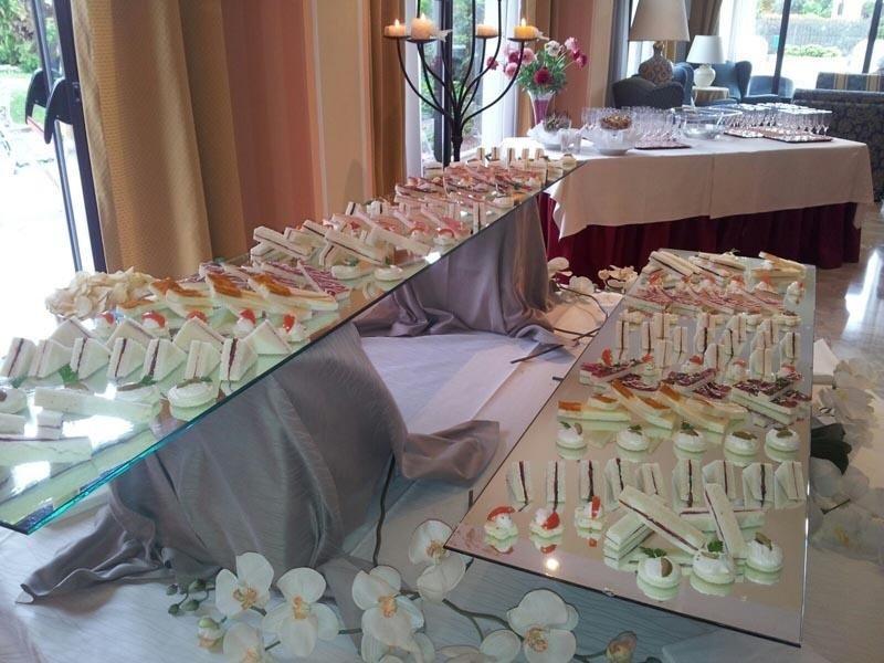 Buffet Hotel Abano Terme