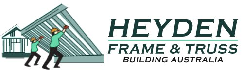 heyden frame and truss logo