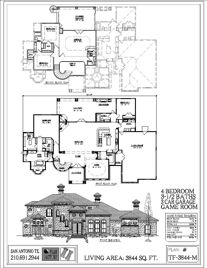 Custom home floor plans san antonio home design and style How do you read blueprints