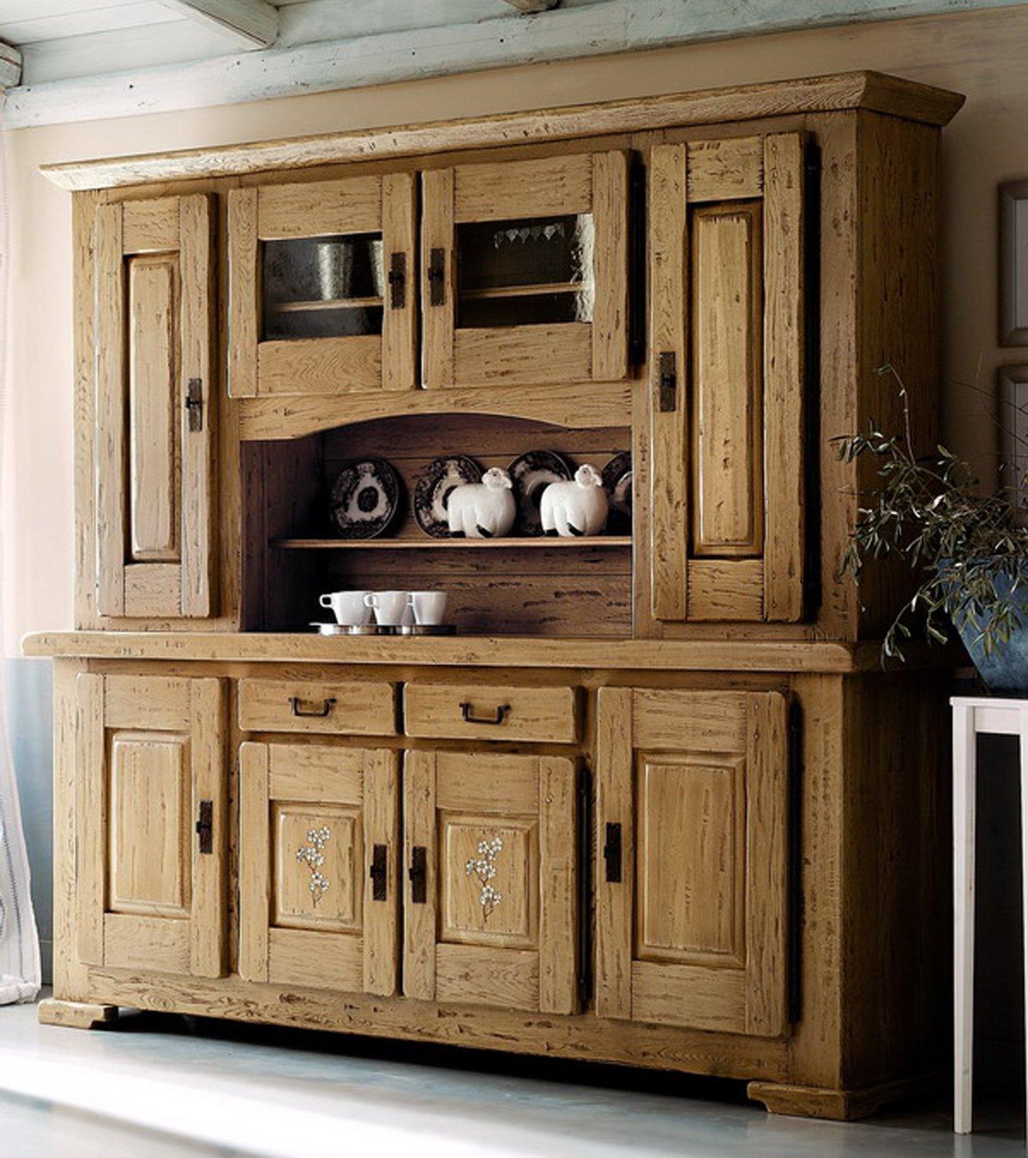 Idee arredo taverna di83 regardsdefemmes - Mobili soggiorno legno massello ...