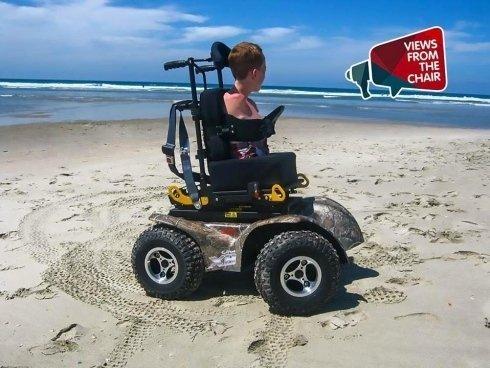 passeggini per bambini disabili