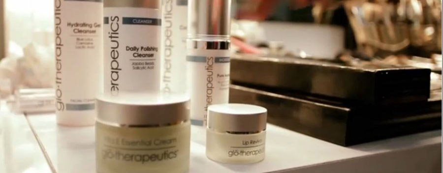 chateau belle beauty salon glo therapeutics products