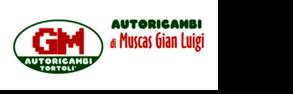 Autoricambi di Muscas Gian Luigi - Logo