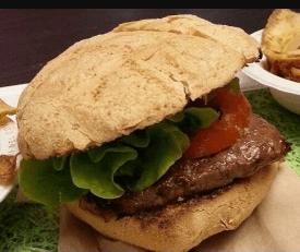 panini con carne alla griglia