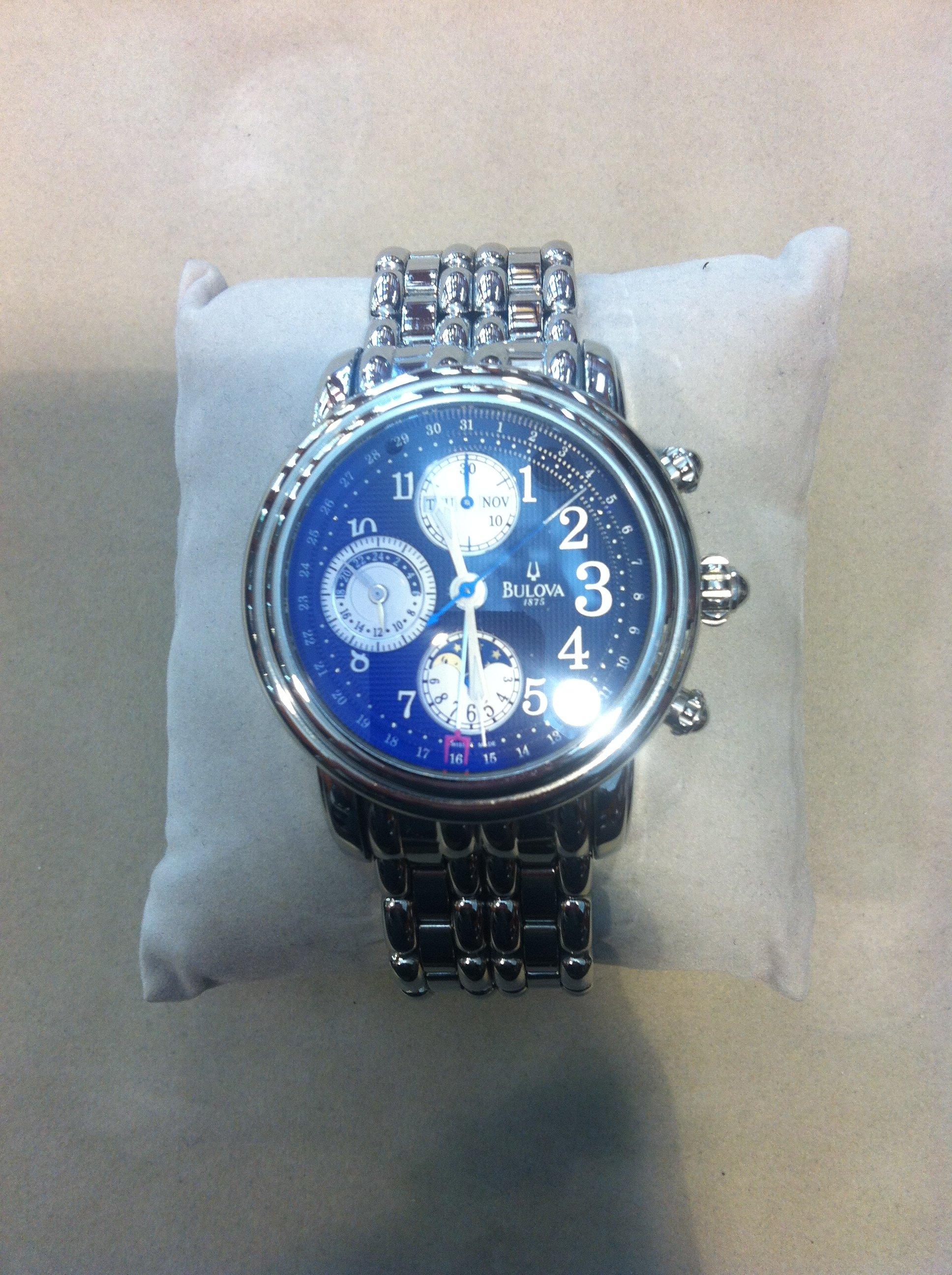 orologio da polso grigio