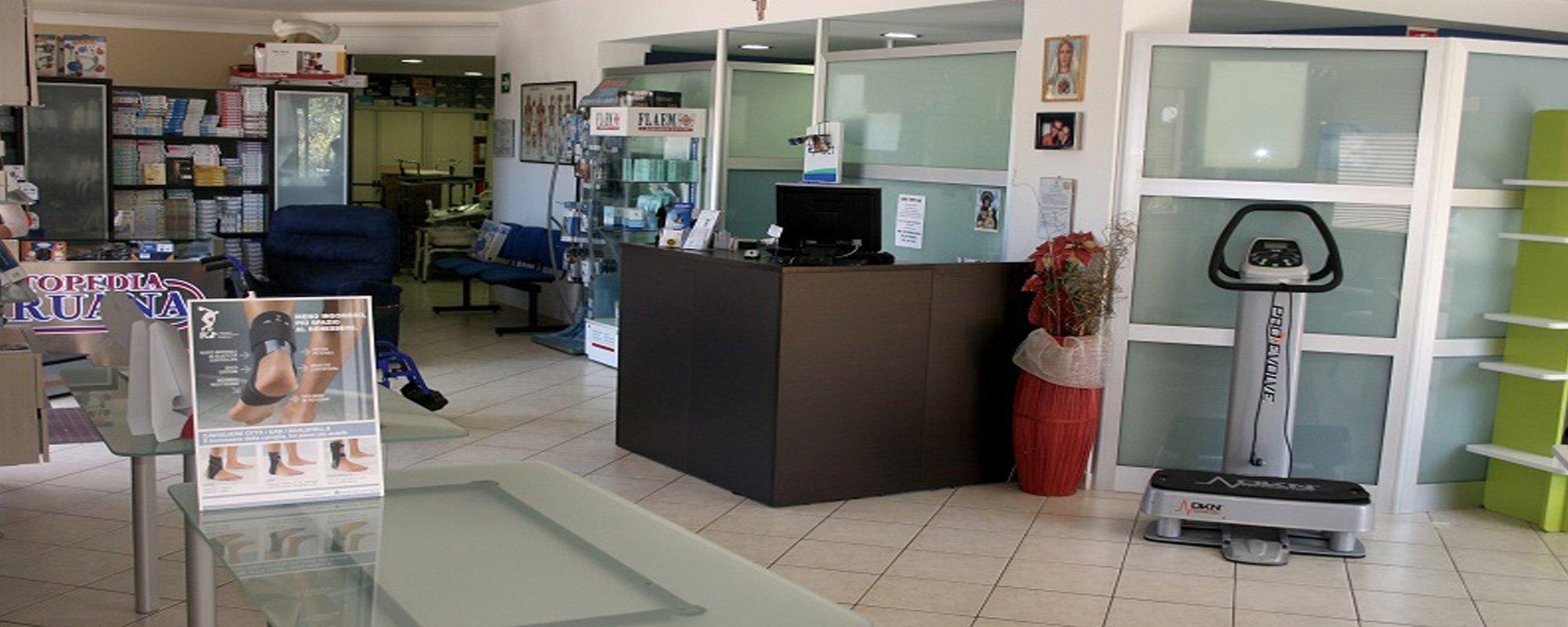 negozio di articoli ortopedici