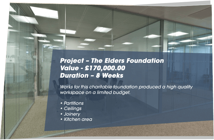 The Elders Foundation project details