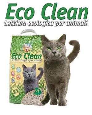 Eco clean lettiera