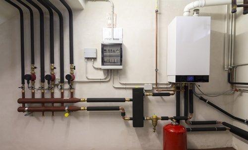 caldaia a gas naturali