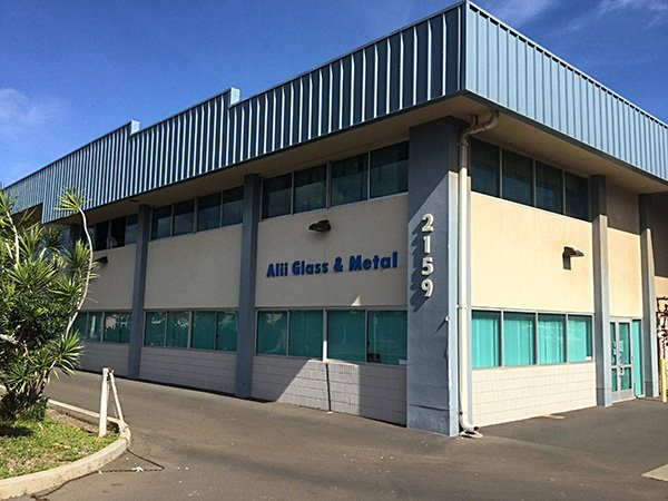 Alii Glass & Metal Inc building