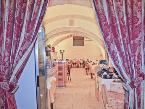 Ingresso sala ristorante