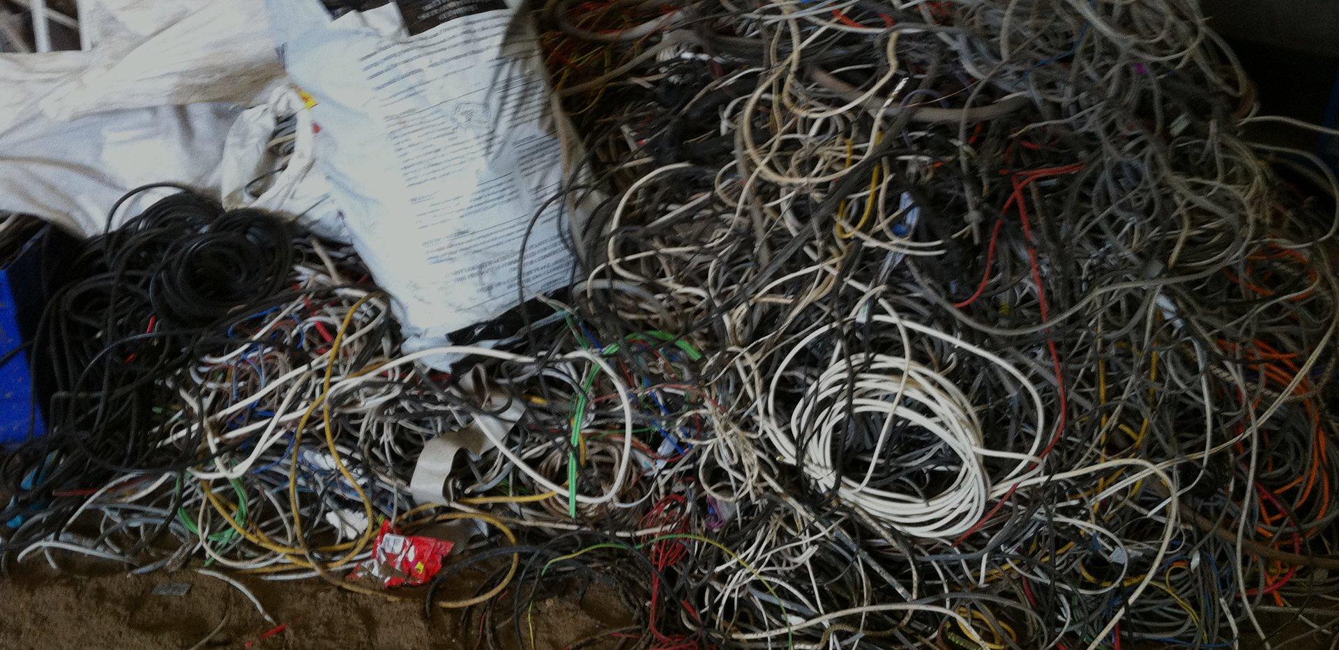 scarp junk