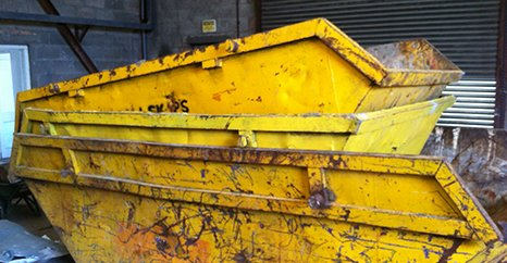 skip hire for scrap collection