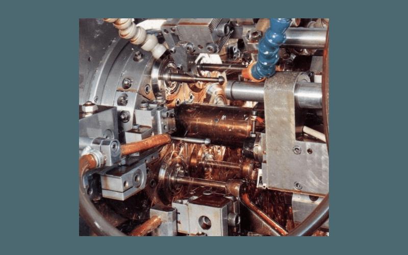Metal in processing