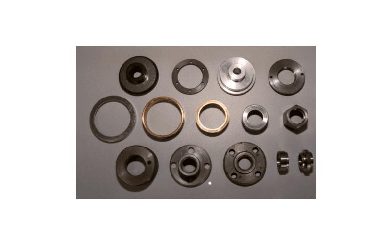 customised parts