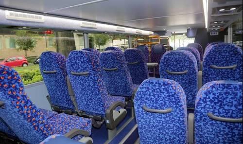 interni autobus da viaggi