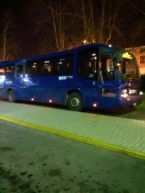 noleggio bus per serata discoteca