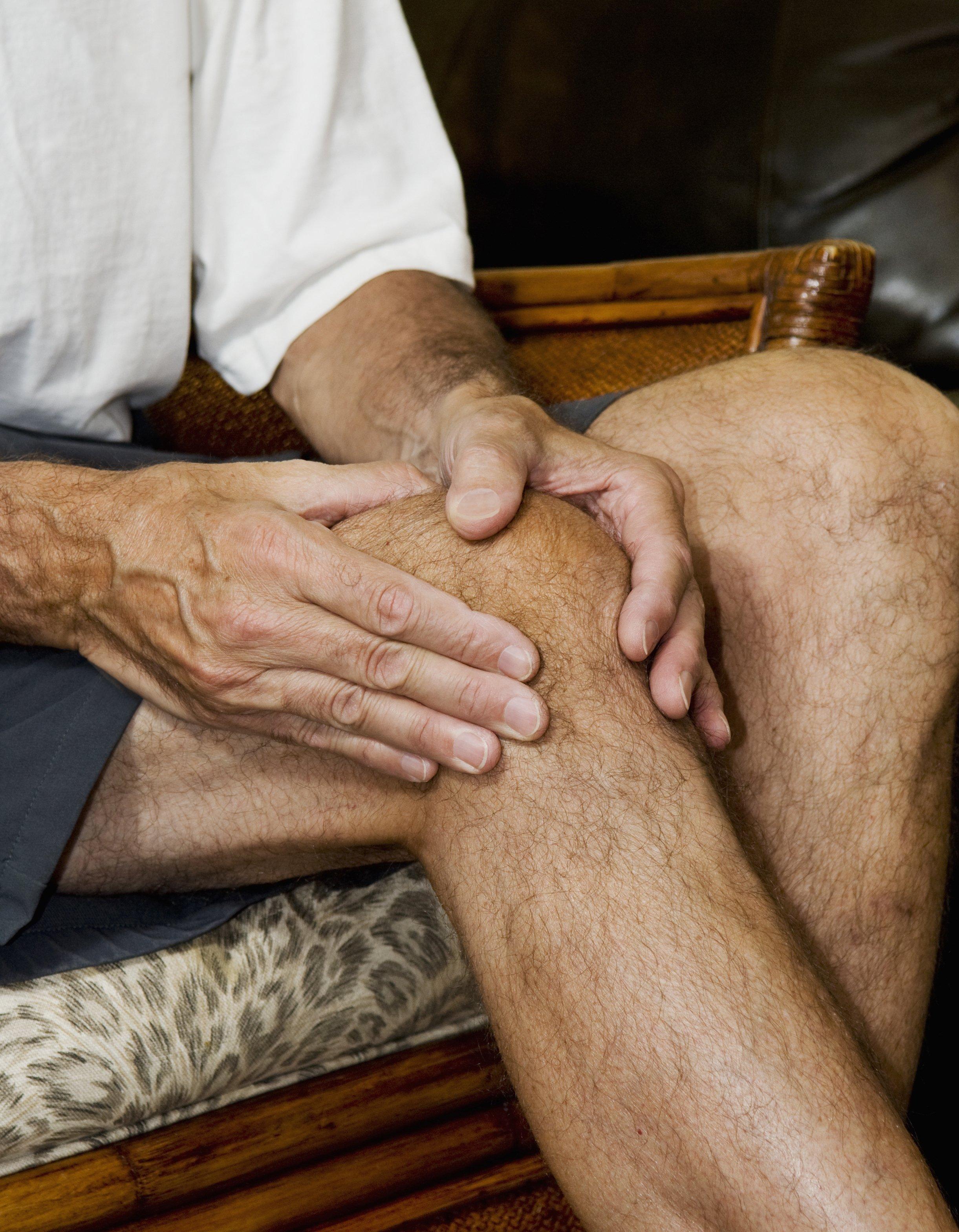 joint pain seasonal relief massage