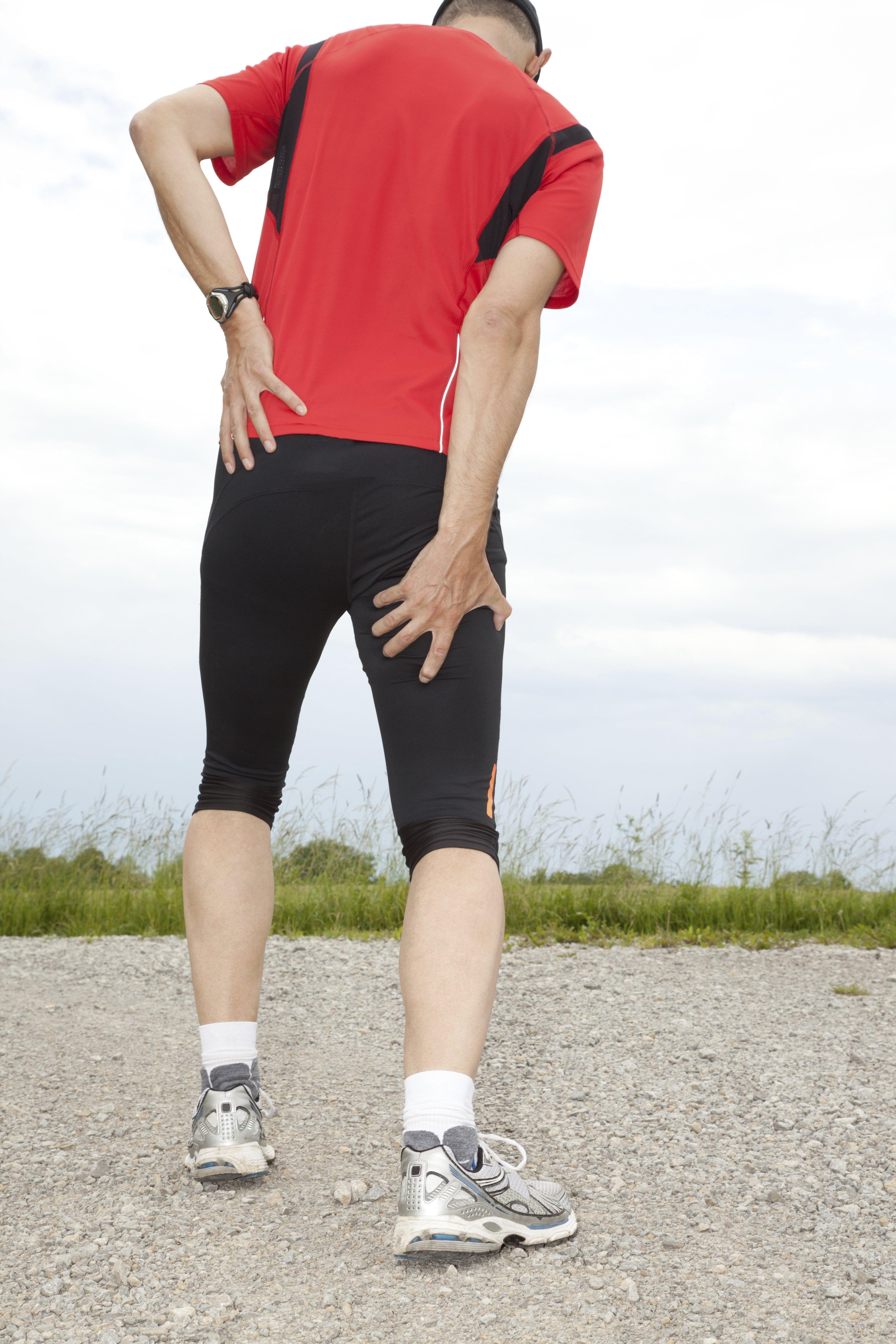 sciatica pain sports athlete pain relief massage