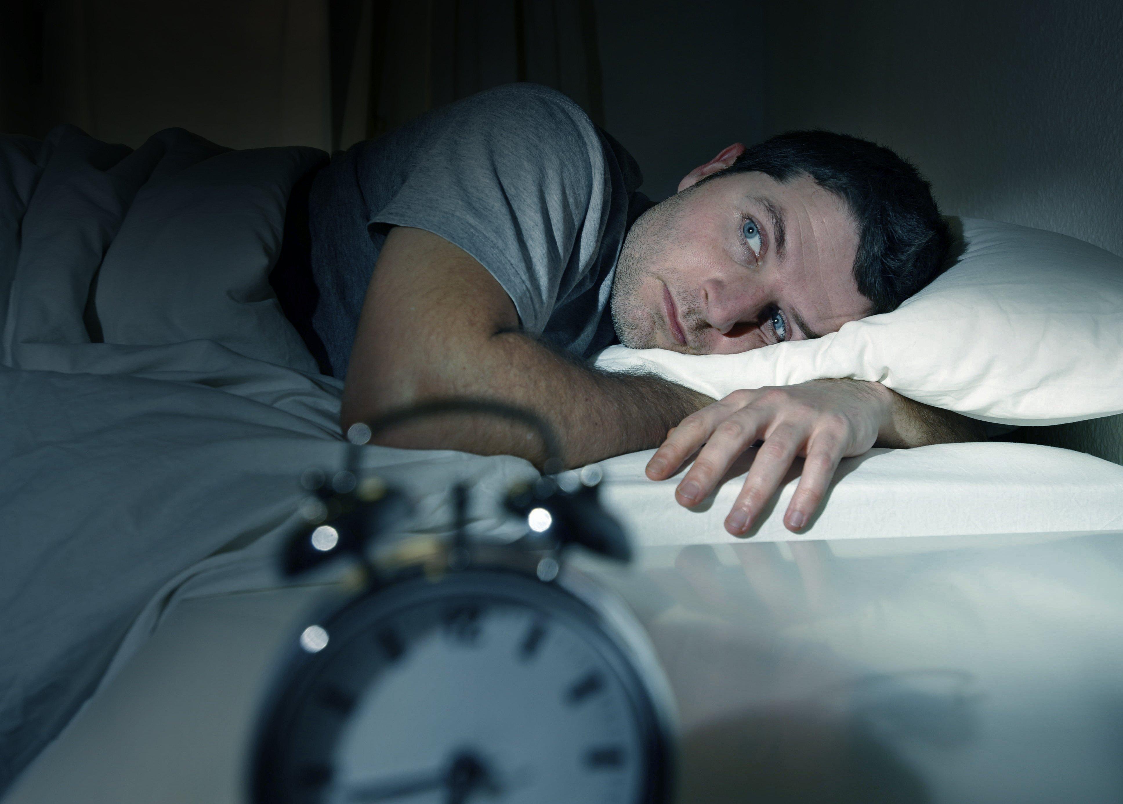 insomnia sleep relief massage