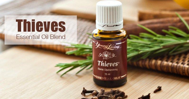 cold flu thieves essential oil