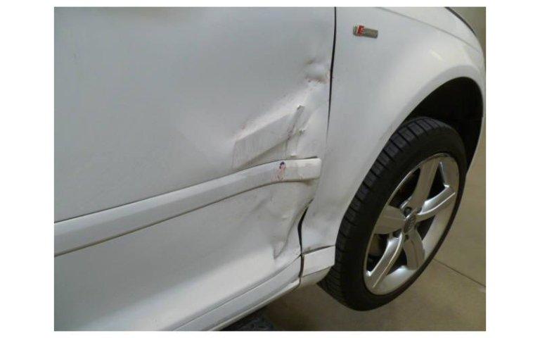 Riaparzione carrozzeria vetture