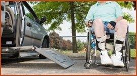 accompagnamento disabili