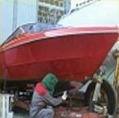 pulizia barche