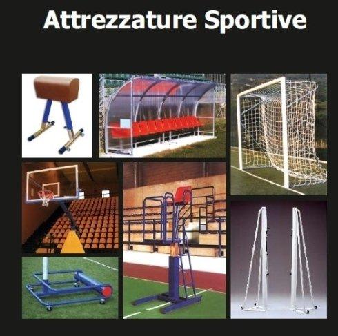 attrezzature sportive