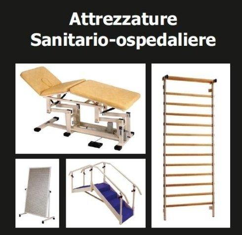 attrezzature sanitario-ospedaliere