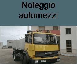 Noleggio automezzi
