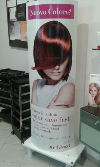 Nuovo colore per i capelli