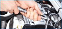 riparazione di automobili