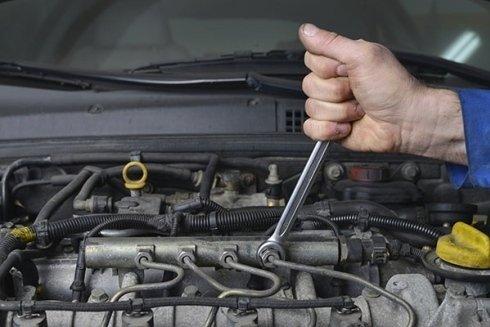 riparazione di motori Olbia