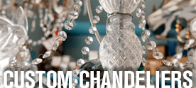 Custom Chandeliers and Lightings