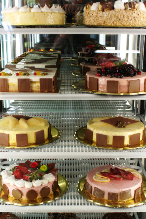 torte, torte gelato e semifreddi