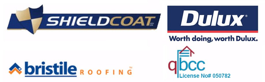 country wide roofing pty ltd partner logos