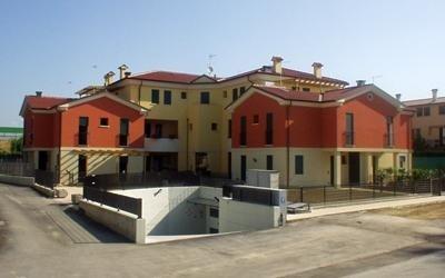 costruzione complessi abitativi