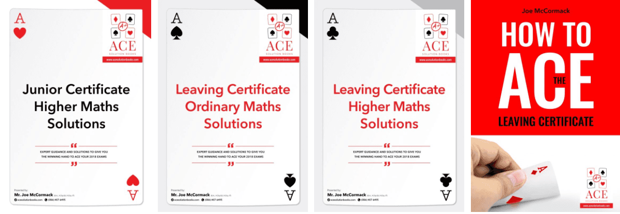 ACE Solution Books