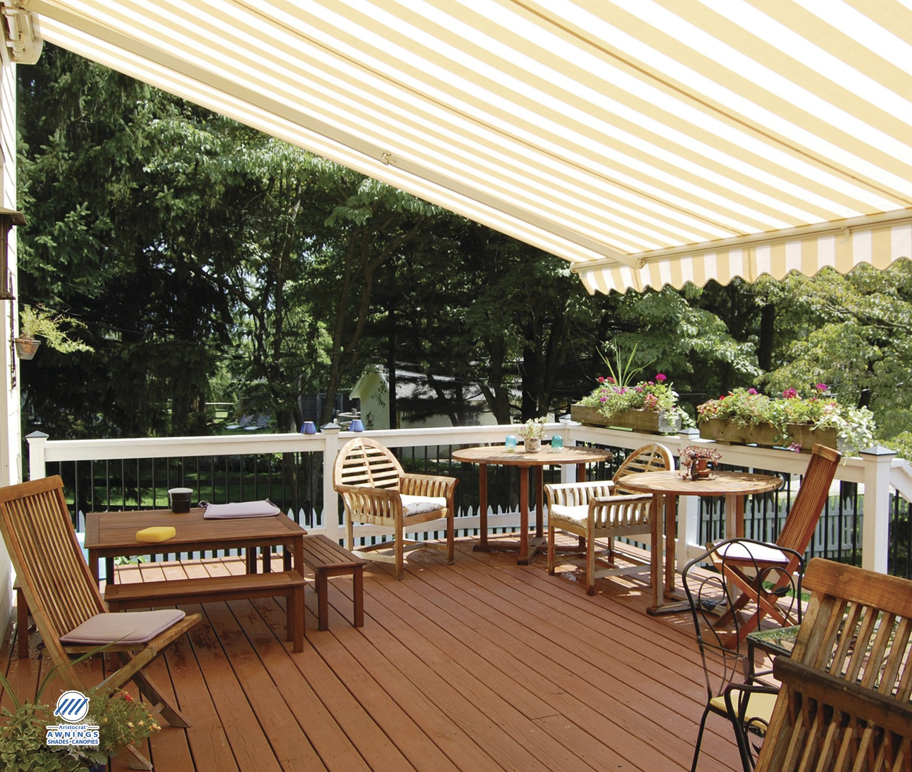 Retractable Pergolas | Awnings | Boston MA - 617-631-9720